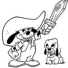 Toddler Mickey Mouse Coloring Page Disney Coloring Pages Mickey Mouse Coloring Pages