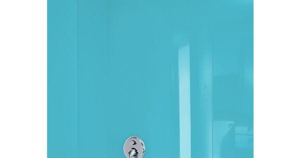 bathroom panel high gloss acrylic sky 2440x1000x4mm i n