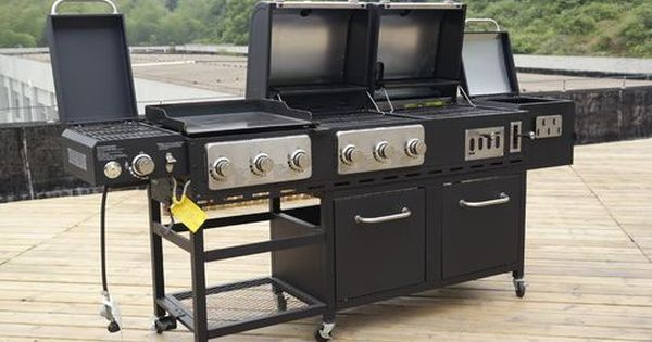 Outdoor Gourmet Pro Triton Supreme 7 Burner Propane And