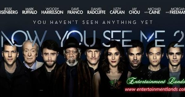 Now You See Me 2 2016 Movie Full Movies Free Movies 2016
