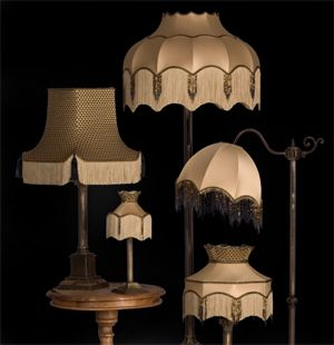 Elegant Lampshades From Lampshades Uk Manufacturers Of Period Traditional Modern And Designer Bespoke Lampshades Also Offering Lampshades Lamp Shades Lamp