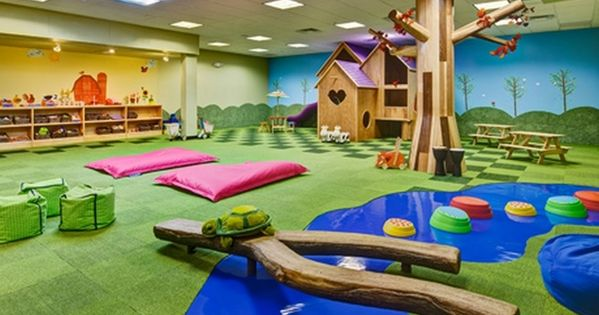 Bees Wall Design Daycare Toddler Room Decorating Ideas