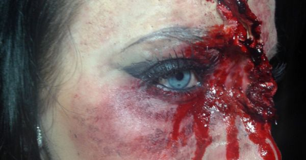 Head Trauma Special Effects Makeup For More Makeup Looks