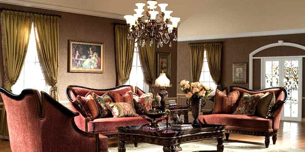 How To Have A Victorian Style For Living Room Designs Home Design Lover Victorian Living Room Living Room Designs Room Design