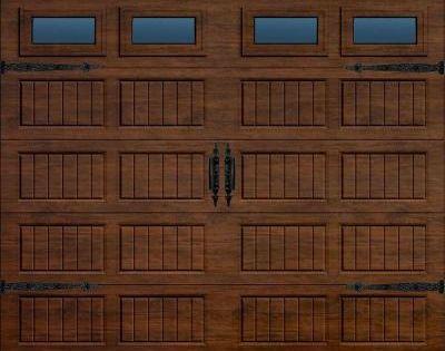 Martin Garage Doors Wood Collection Silverlake 9 Ft X 7