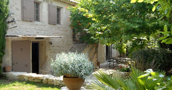 Location Vacances Mas Saignon Garden Farmhouse Provence