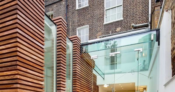 DOS Architects (London) :: the Duncan Terrace project, an extension at the