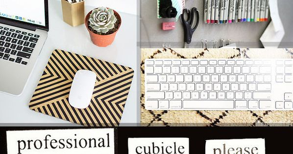54 Ways To Make Your Cubicle Suck Less Cubicles Make