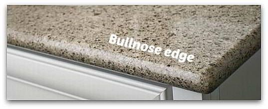 Countertop Edges For Granite Silestone And Corian With Images