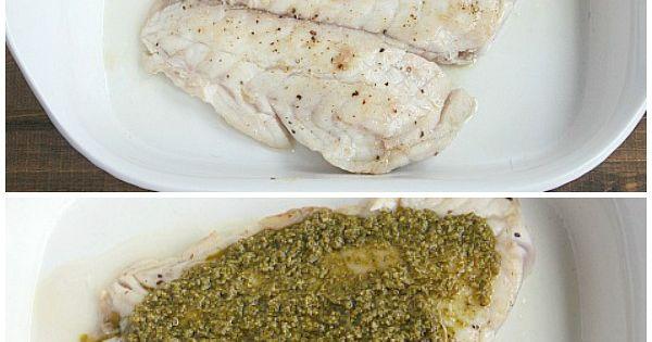 Grouper Caprese | Recipe | Fish, Pesto and Low carb