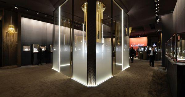 Showcasing more styles than any other brand at salon - Salon international de la haute horlogerie ...
