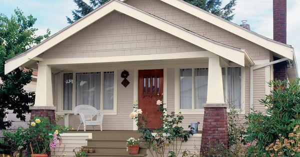 Cool Neutrals Main House Color Sw 7641 Collonade Gray Trim Color Sw Panda White 6147 Link