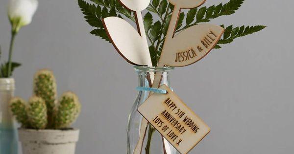 Wedding Anniversary Gift Guide : Fifth Wedding Anniversary Gift Guide: Wooden Gift Ideas The ojays ...