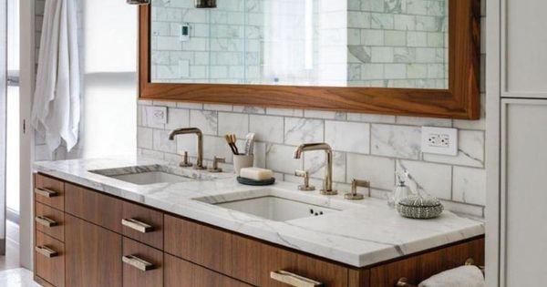 salle de bain gris et blanc en 27 mod232les de d233co tendance