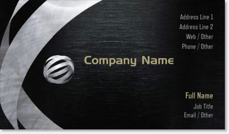 Why You Ll Love Black Metal Standard Business Cards Metal Business Cards Embossed Business Cards Thick Business Cards