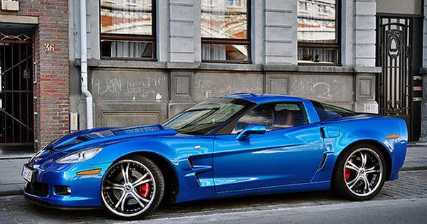 Corvette C6 Z06 Lingenfelter Chevrolet Corvette Corvette Zr1