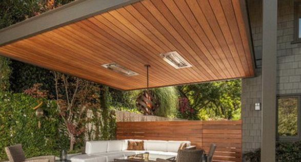30 patio design ideas for your backyard terrazas jard n for Reformar terraza ideas