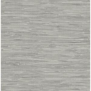 Nuwallpaper Tibetan Grasscloth Peel And Stick Vinyl Strippable Wallpaper Covers 30 75 Sq Ft Nu2276 The Home Depot Grasscloth Wallpaper Nuwallpaper Peel And Stick Wallpaper
