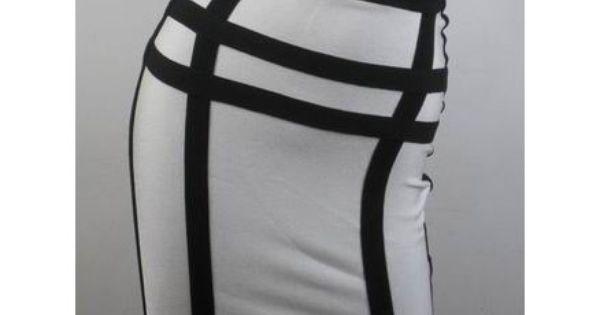 Herve Leger: Raquel Bandage Dress HerveLeger fashion clothes