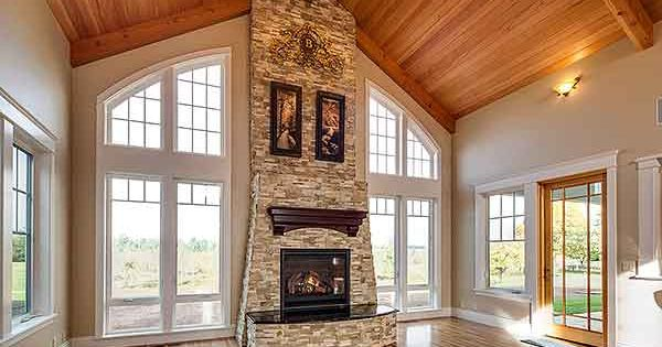 """Great Room Ideas: Rugged House Plan 72754DA Vaulted """"Great Room"""", Aptly"""