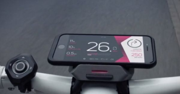 Bringing Cycling Into The 21st Century Comes Cobi A Biking System