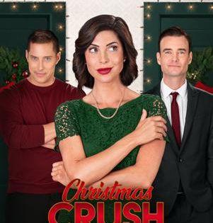 A Christmas Crush 2019 Crush Movie Hallmark Movies Romance Surprise For Girlfriend