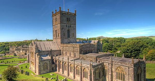 StDavidsCathedral in Pembrokeshire is such an impressive sight photograph by Steve Purnell