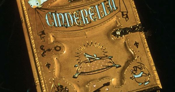 The original prop story book from Cinderella, and much more, are now
