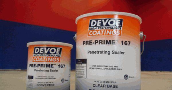 Epoxy Penetrating Sealer Sealer Epoxy Floor Coating Epoxy Floor