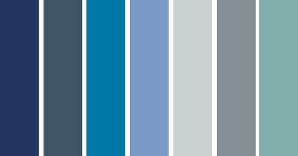 21++ Combinacion de color azul gris en paredes inspirations