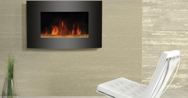 Amantii Contemporary Fireplace Wall Mount Electric Fireplace Interior Design
