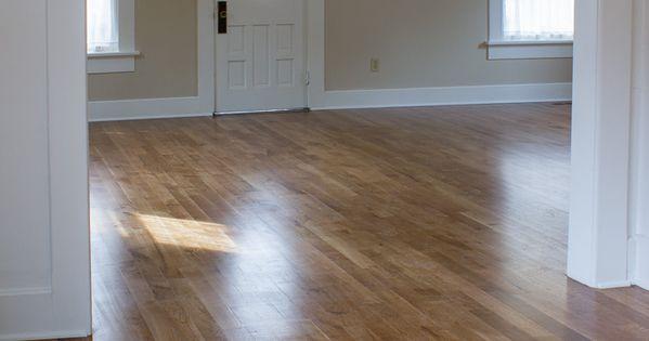 New Hardwood Floors Reveal Hardwood Floor Colors Wood Floor Stain Colors Oak Wood Floors