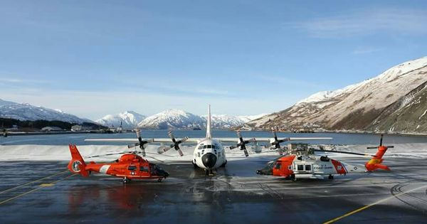 Kodiak (AK) United States  City pictures : United States Coast Guard Air Station Kodiak Alaska | United States ...