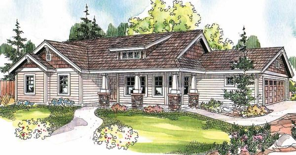 Strathmore 30 638 A Welcoming Porch Wraps Across The