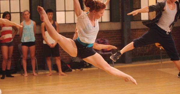 Jorden Clark On The Next Step The Next Step Dance Steps Flat Abs Workout