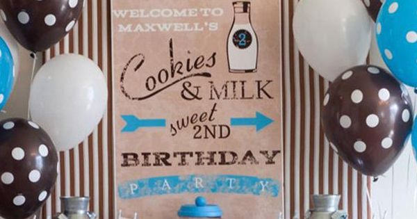 Love the cookies and milk theme! Great ideas and resources for planning