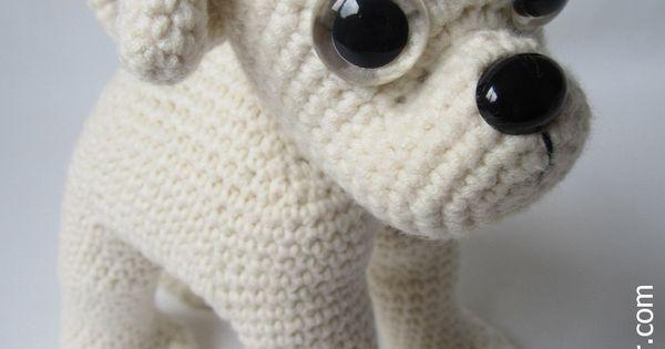 Amigurumi Bulldog Pattern : Amigurumi Bulldog Pattern Bulldogs, Amigurumi and Patterns