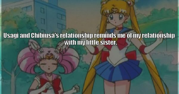 Image Result For Sailor Moon Confession Sailor Moon Chibiusa