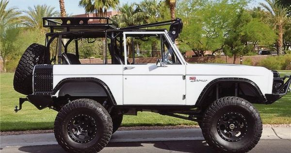 1974 Custom Ford Bronco