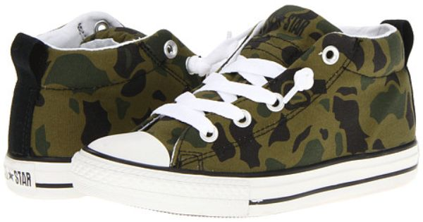 Camo chucks I need these in my life.   Camo shoes, Camo