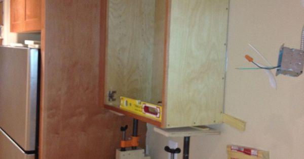 Shop Made Adjustable Cabinet Jacks Woodweb S Shop Built