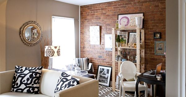 brick wall, decor