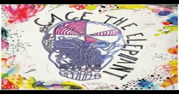 Cage The Elephant Back Against The Wall With Lyrics Cage The Elephant Album Cage The Elephant Animated Music Videos