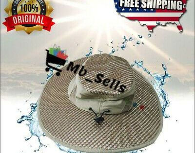 Details About Hydro Cooling Bucket Hat Arctic Hat With Uv