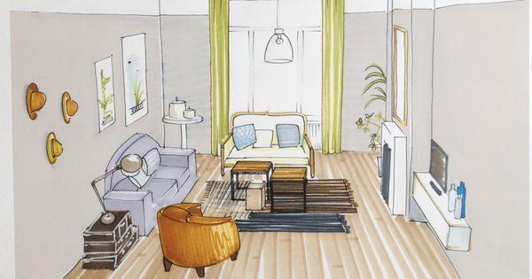 Un salon dans une maison de famille coach deco lille for Decoration maison lille