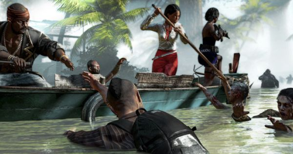 Advance Computer Solutions Dead Island Riptide New Zombie