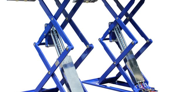 Gtx 6 600 lb high rise scissor lift fast equipment we for Limited space storage solutions