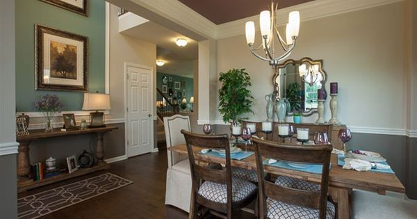 Ryland Homes Home Floor Plans And Family Homes On Pinterest