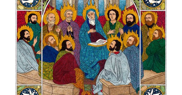 pentecost readings 2014 catholic