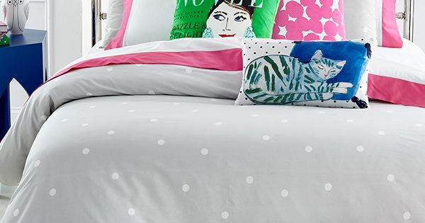 Bring A Whimsical Energy To Your Room With Playful Polka